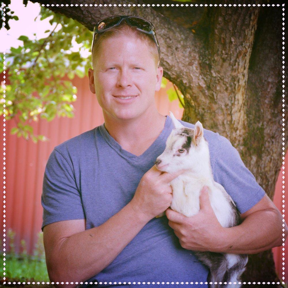 Greg Haskett, Udderly Ridiculous, Farm Life