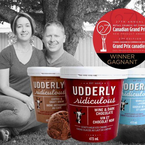 Canadian Grand Prix Winner Udderly Ridiculous Farm Life, Bright, Ontario